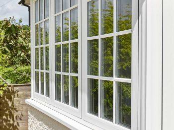 Flush Casement Window Design
