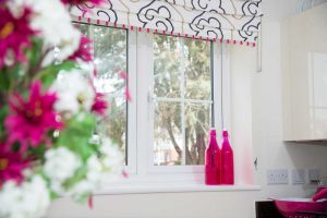 Casement Windows White
