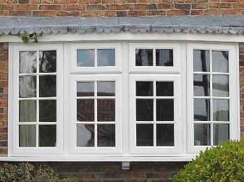 uPVC Bow and Bay Windows Newbury